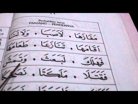 Video Belajar Membaca Iqra 2 (M/S 19-21)
