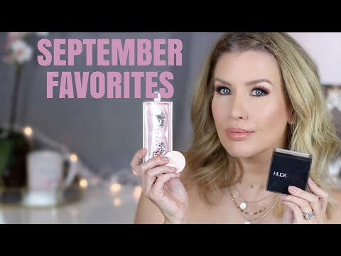 SEPTEMBER BEAUTY FAVORITES 2018 | Risa Does Makeup