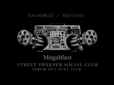 Street Sweeper Social Club - Megablast