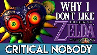 Why I Don't Like Majora's Mask - Critical Nobody