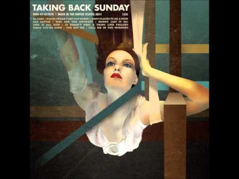 Taking Back Sunday - Sad Savior