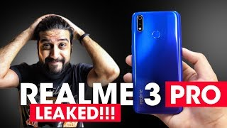 REALME 3 PRO LEAKED!!😳😱 (My Opinion) Hindi