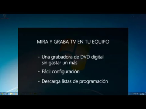 Windows Media Center en Windows 7