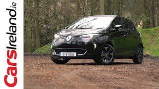 Renault Zoe Review | CarsIreland.ie