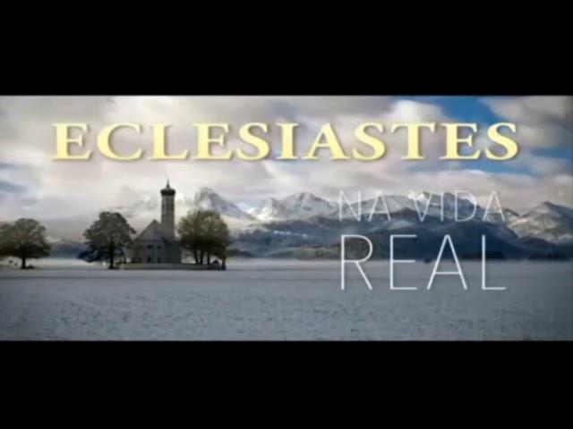 Eclesiastes na Vida Real: Come o teu pão, bebe o teu vinho e goza a vida com a mulher que amas.