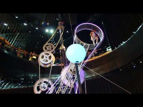Астана Экспо 2017 представление в павильоне Казахстана