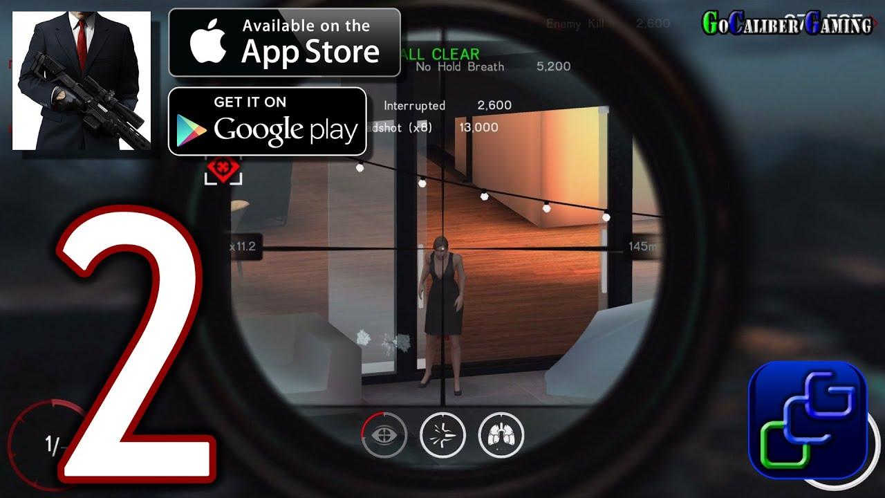 Hitman Sniper Android Wallpaper Hitman Sniper Android Ios
