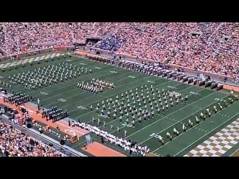 Pride of the Southland & Dobyns Bennett High School Marching Band