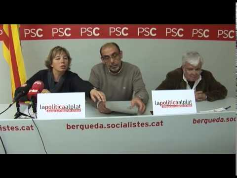 BN 155-13 L'EXECUTIVA DEL PSC DONA PLE SUPORT A VISO