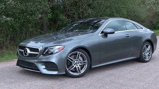 Mercedes E Class Coupe Review