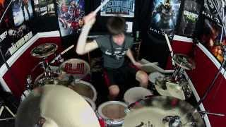 Demons - Imagine Dragons - Drum Cover