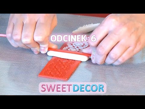 Sweet Decor Tutorial - odcinek 6