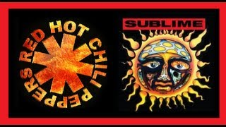 Sublime Video - Red Hot Chili Peppers & Sublime REMIX - Under The Santeria Bridge