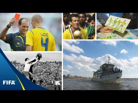 2014 FIFA World Cup Brazil Magazine - Episode 5