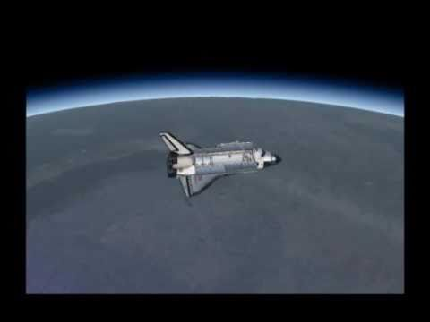 FSX - Space Shuttle Mission