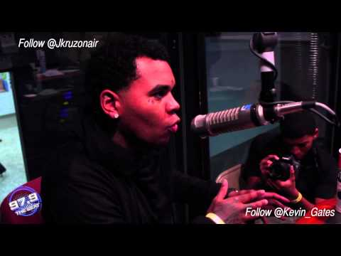 Kevin Gates Talks With Jkruz And Receives A Call From Jail During Interview video