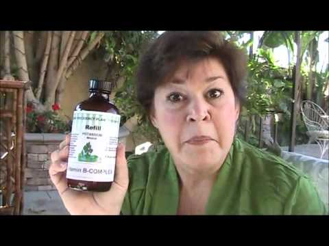 Vitamin B Complex - natural herbs