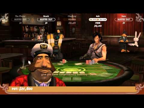 Poker Time Featuring:  Popcron