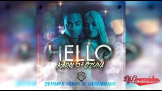 download lagu Karol G Ft  Ozuna Hello Dembow Remix Dj gratis
