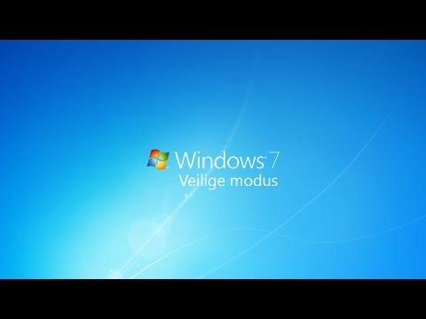 Veilige modus Windows 7: Uw computer opstarten in veilige modus