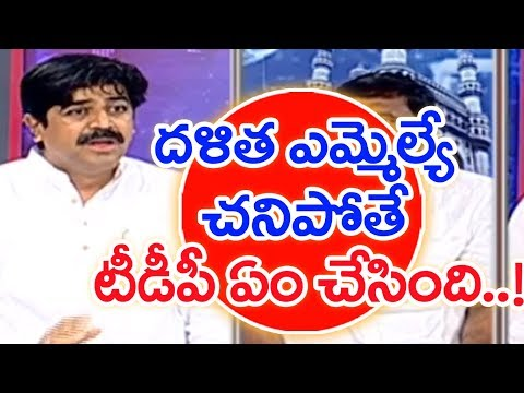 War Of Words Between Janasena And TDP Leaders Over AP Special Status | SUNRISESHOW #2