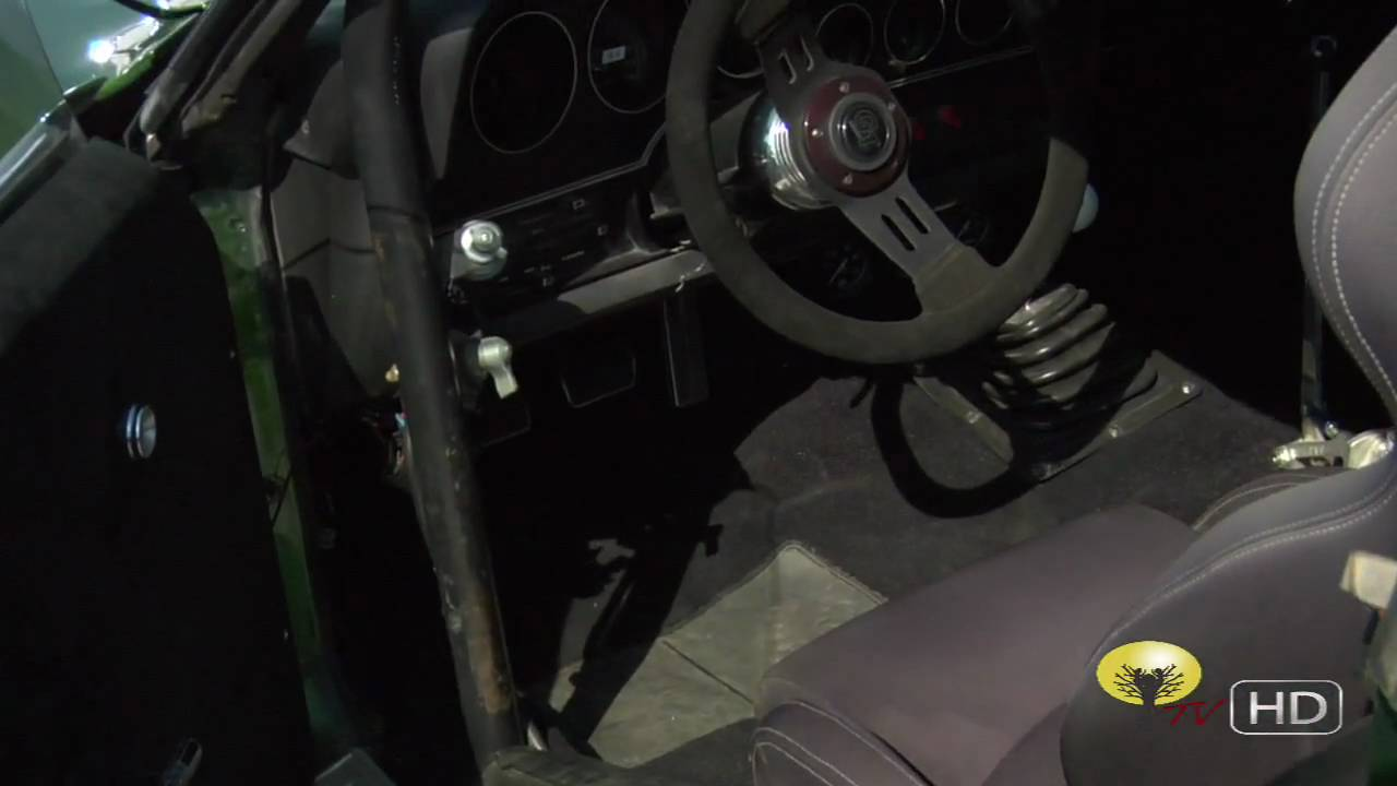 Fast and Furious - 1972 Ford Gran Torino (Laz Alonso's Car) - YouTube