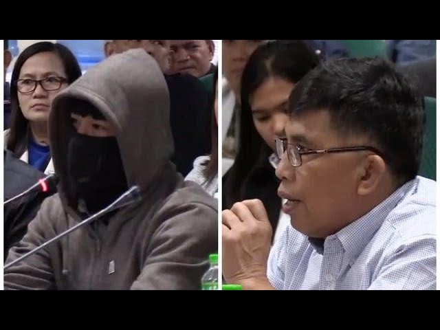 Carl on his knees when shot by police — Senate witnesses