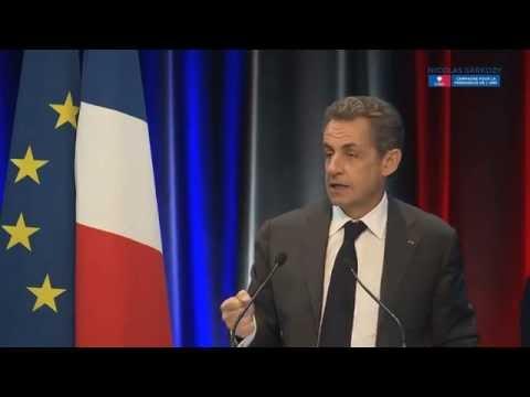 Nicolas Sarkozy :