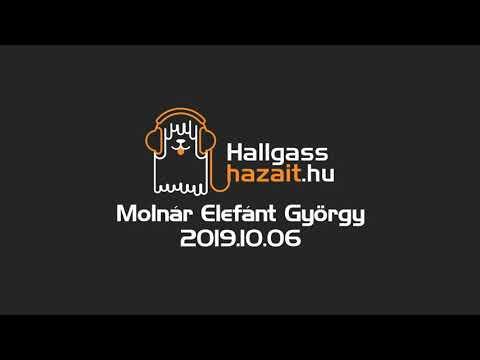 Hallgass Hazait: Molnár Elefánt György interjú