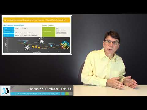 Media Mix Minute Episode 07: What Mathematical Equations Are Used In Media Mix Modeling?