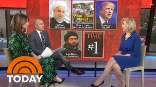TIME's Person Of The Year 2015 Revealed – And It's Not ISIS | TODAY