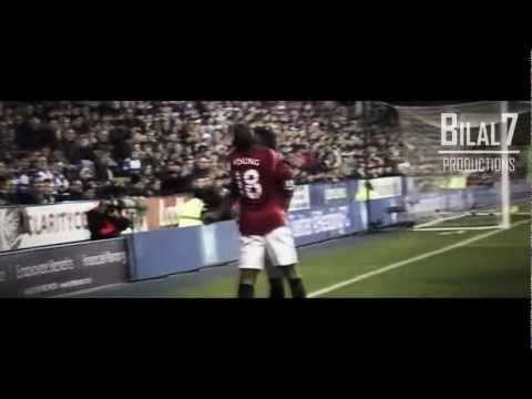 Anderson - Manchester United Tribute || Goals, Passes & Skills ||