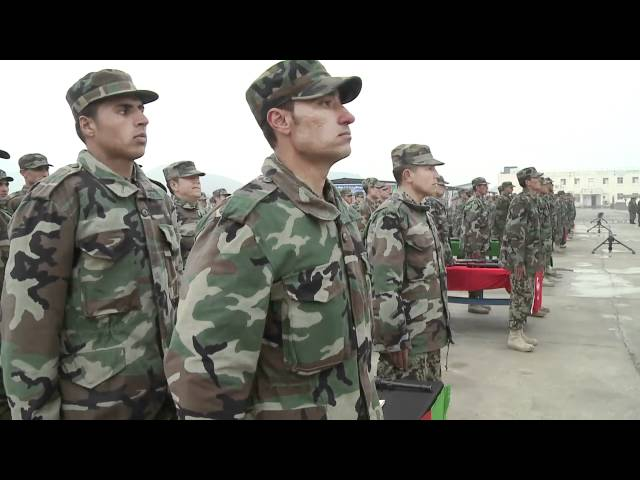 3rd Oath Ceremony at Gazi Military Training Center