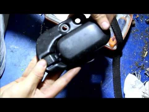 Do it Yourself: Mazda MX5 Soft or Hard Top Latch  Fix