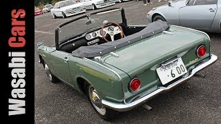 1964 Honda S600 Convertible - As Fresh as I am Tired