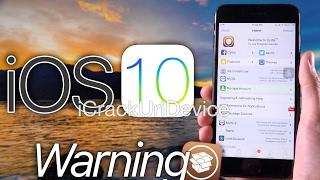 iOS 10.2 - 10.2.1 Jailbreak Update! Pangu & NO Computer WARNING! (iOS 10)