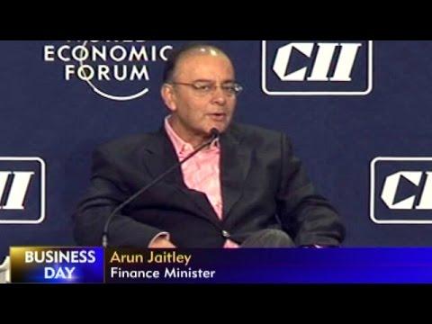 Finance Minister Arun Jaitley's Plan Of Action Going Forward