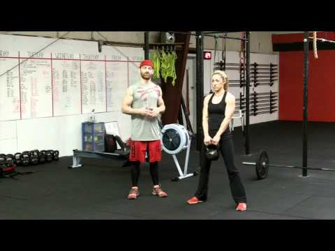 CrossFit Kettle Bell Swing - Northstate CrossFit Image 1