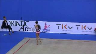 "CARLOTTA VIOLANTE -  INTERNATIONAL TOURNAMENT ""Città di Pesaro 2014"""