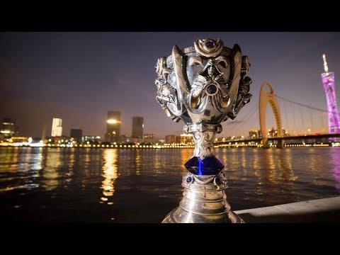 2017 World Championship Quarterfinals Opening Tease