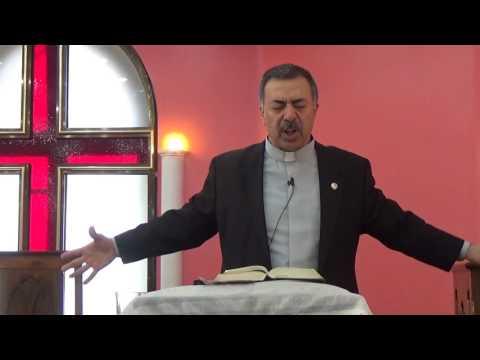 Hristiyan Vaaz - Gedikpaşa İncil Kilisesi - 2017 Nisan 30 - K.Ağabaloğlu - V20170430