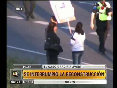 Caso García Aliverti, la reconstrucción: habla la viuda de Rodas - Telefe Noticias