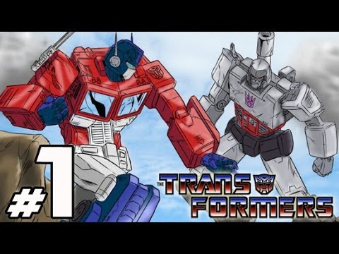 The Transformers - Autobot Campaign - Part 1 - Booo Ya For G1!!! video