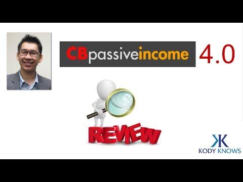 CB Passive Income 4.0 Review - Make Money w/ Clickbank
