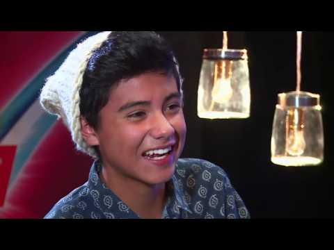 Nicolás cantó Te regalo amores de J. Nieves y K. Vásquez – LVK Col – Rescates – Cap 39 – T2