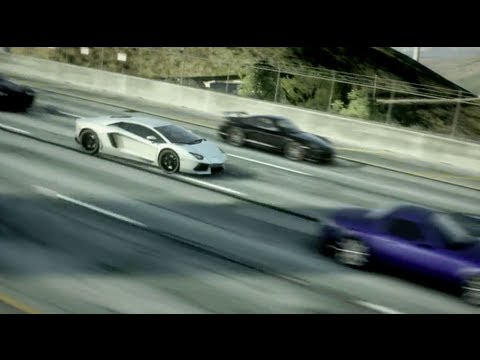 Need for Speed The Run - Limited Edition Trailer (PC, PS3, Xbox 360, Wii, 3DS)