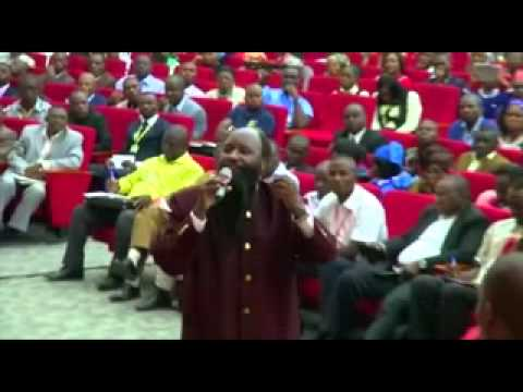 Congo Brazzaville Conference Part 2  - Prophet Dr. Owuor