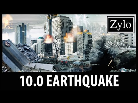 10,0 Earthquake, menace sur Los Angeles