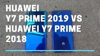 The Huawei Y7 Prime 2019 Vs Huawei Y7 Prime 2018