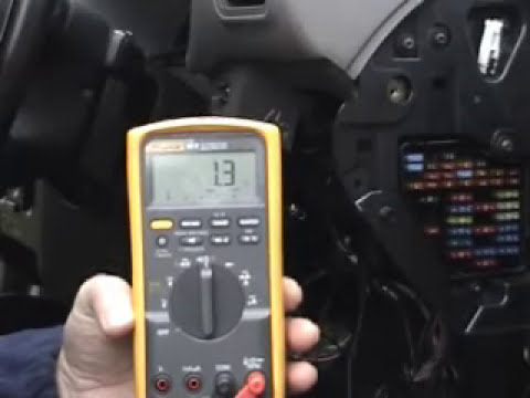 OBD2 diagnostic socket test